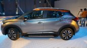 Nissan Kicks India Launch Event Side Profile 2