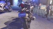 Yamaha R15 V3 0 Abs Darknight Rear Profile