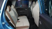 2019 Maruti Wagon R Images Interior Rear Seats