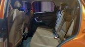 Tata Harrier Rear Seats