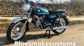 1986 Yamaha Rd350 By Prateek Khanna Of Bluesmoke C