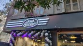 Jawa Dealership Bandra Mumbai Outside 1