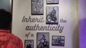 Jawa Dealership Bandra Mumbai Wall Art 2