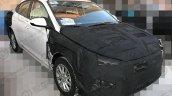 2020 Hyundai Verna Yuena Facelift Front Three Quar