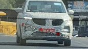 Mg Hector Front Spy Shot
