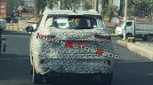 Mg Hector Rear Spy Shot