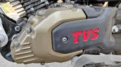 Tvs Radeon Road Test Review Detail Shots Engine Le