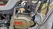 Tvs Radeon Road Test Review Detail Shots Engine Ri