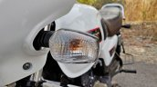 Tvs Radeon Road Test Review Detail Shots Front Bli