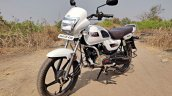 Tvs Radeon Road Test Review Still Shots Left Front