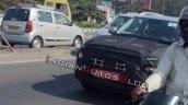 Hyundai Styx Hyundai Qxi Front Fascia Spy Shot