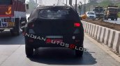 Hyundai Styx Hyundai Qxi Rear Spy Photo