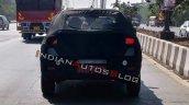 Hyundai Styx Hyundai Qxi Rear Spy Shot