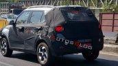 Hyundai Styx Hyundai Qxi Rear Three Quarters Left