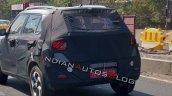 Hyundai Styx Hyundai Qxi Spy Picture