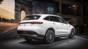 Mercedes Eqc Rear Three Quarters Right Side