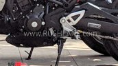 Honda Cb300r Spotted In India Engine