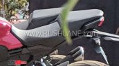 Honda Cb300r Spotted In India Seat