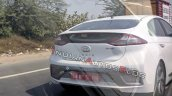 Hyundai Ioniq Electric Spy Photo India