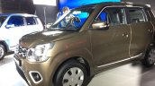 2019 Maruti Wagonr Robust Package Front Three Quar