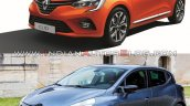 2019 Renault Clio Vs 2016 Renault Clio Front Three