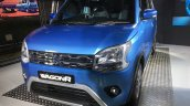 Accessorised 2019 Maruti Wagonr Blue