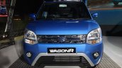 Accessorised 2019 Maruti Wagonr Blue Front