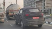Mg Hector Rear Three Quarters Spy Photo