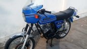 Royal Enfield Fury Dx 175 Left Front Quartar 2