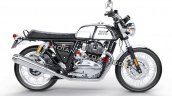 Royal Enfield Interceptor Int 650 With Continental