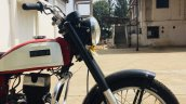 1978 Enfield Mini Bullet By R Deena Front Shock Ab