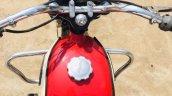 1978 Enfield Mini Bullet By R Deena Fuel Tank