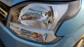 2019 Maruti Wagon R Review Images Front Headlight