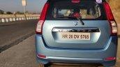 2019 Maruti Wagon R Review Images Rear 4