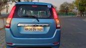 2019 Maruti Wagon R Review Images Rear