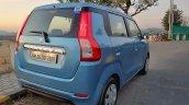 2019 Maruti Wagon R Review Images Rear Three Quart