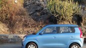 2019 Maruti Wagon R Review Images Side Profile 4