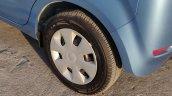 2019 Maruti Wagon R Review Images Wheel Caps