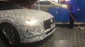 2020 Hyundai Sonata Front Fascia Spy Shot