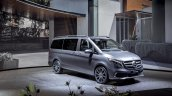 2019 Mercedes V Class Facelift Front Three Quarter