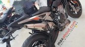 Ktm 790 Duke Spied In India Dealership Right Right