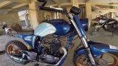 Kawasaki Bajaj Caliber 115 Scrambler Side Profile
