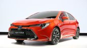 2020 Toyota Corolla Sporty Front Three Quarters Le