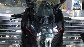 Bajaj Pulsar 180f At Dealership Headlight