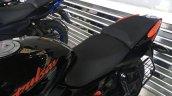Bajaj Pulsar 180f At Dealership Seat