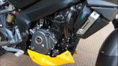 Bajaj Pulsar Ns200 Abs Yellow Engine