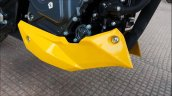 Bajaj Pulsar Ns200 Abs Yellow Engine Cowl