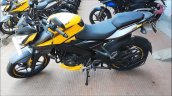 Bajaj Pulsar Ns200 Abs Yellow Left Side