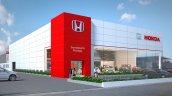 Honda Cars India New Corporate Identity New Dealer