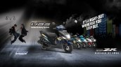 Yamaha Ray Zr Ubs Launched